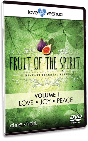Fruit of the Spirit - Volume 1