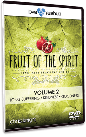 Fruits of the Spirit - Volumes 1-3