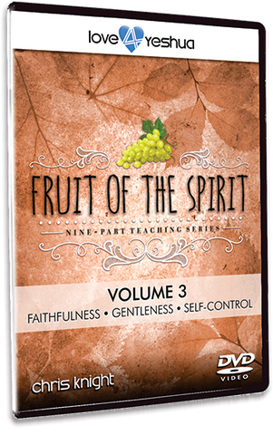 Fruit of the Spirit - Volume 3