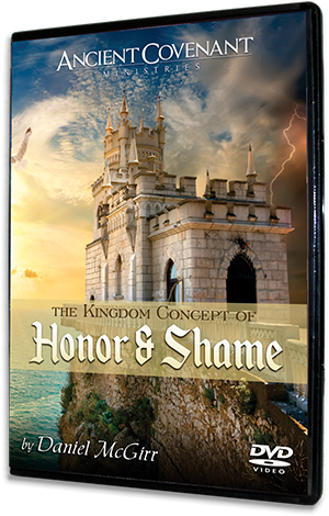 The Kingdom Concept of Honor and Shame - DVD