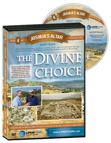 The Divine Choice: Joshua's Altar DVD