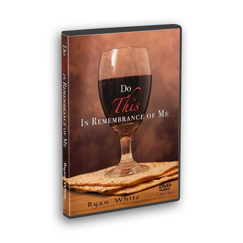 Do This In Remembrance of Me - DVD