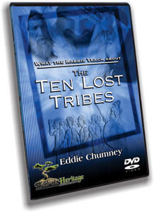 What the Rabbis Teach about the Ten Lost Tribes - DVD