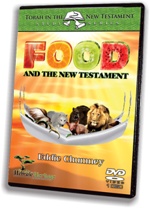 Food in the New Testament (Torah in the New Testament) DVD