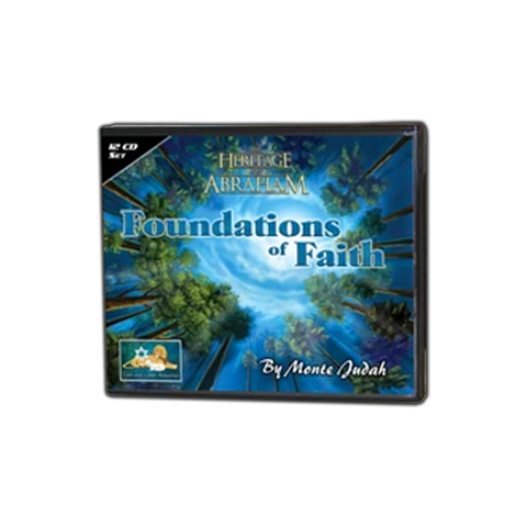 Heritage of Abraham - Foundations of Faith (CD Set)