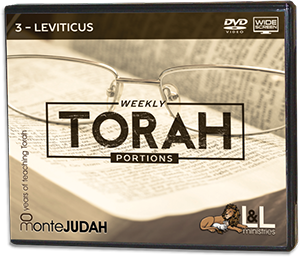 Weekly Torah Portions - Widescreen-DVD - 3 Leviticus