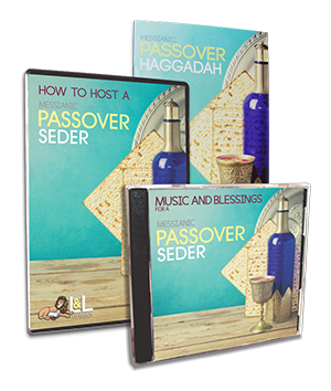 How to host a Messianic Passover Seder Set (Digital Download Only)
