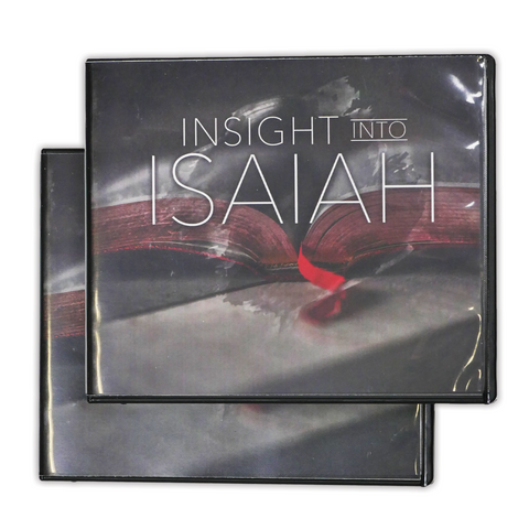 Insight Into Isaiah Series - DVD
