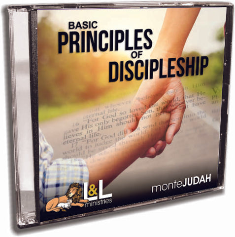 Basic Principles of Discipleship - CD