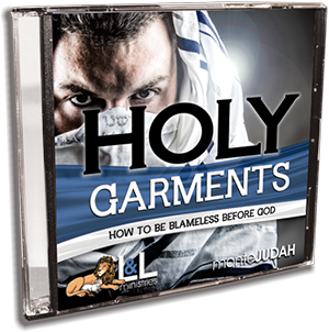 Holy Garments CD