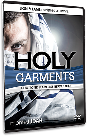 Holy Garments DVD