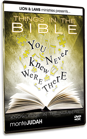 Things in the Bible You Never Knew were There - Volumes 1-3