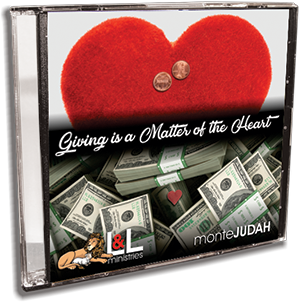Giving is a Matter of the Heart - CD