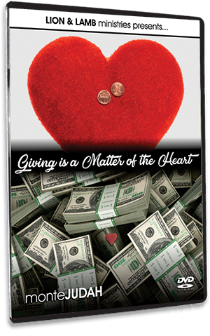 Giving is a Matter of the Heart - DVD