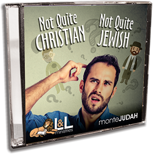 Not Quite Christian, Not Quite Jewish - CD