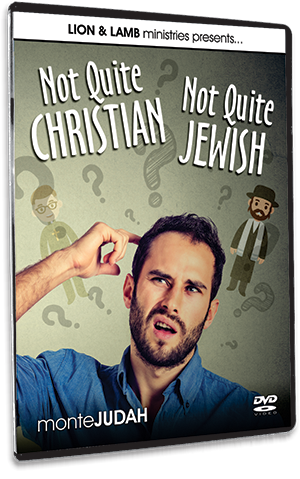 Not Quite Christian, Not Quite Jewish - DVD