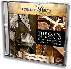 The Code of Holiness - Taking the Vow of God's Kingdom CD