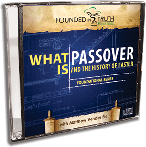 What is Passover and the History of Easter - CD