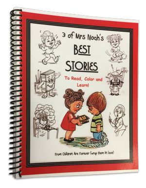3 of Mrs Noah's Best Stories