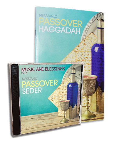 Music and Blessings for a Messianic Passover Seder Set