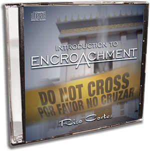 Introduction to Encroachment CD