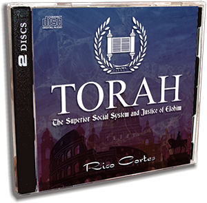 Torah: Social System, Equity and Justice of Elohim CD
