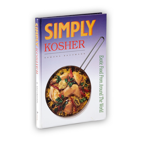 Simply Kosher Cookbook