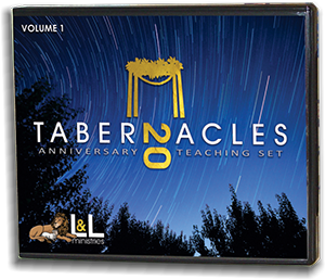 Tabernacles 20 Anniversary Teaching Set - Volume 1