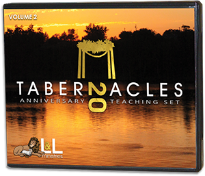Tabernacles 20 Anniversary Teaching Set - Volume 2