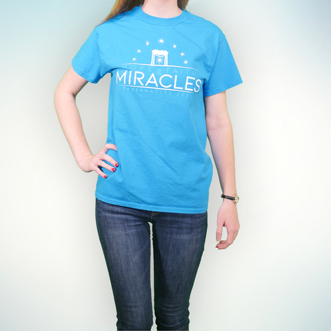 'Hope, Faith, & Miracles' - Tabernacles 2019 Adult Shirt