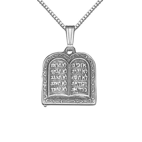Necklace - 10 Commandments