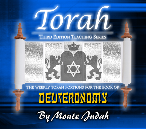 "Torah Portions Book of Deuteronomy ""Digital Download"""