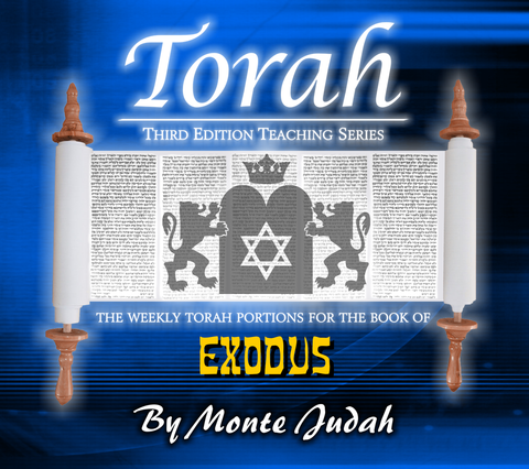 "Torah Portions Book of Exodus ""Digital Download"""