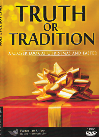 Truth or Tradition (DVD)