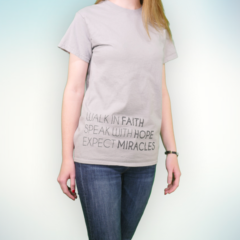 Walk in Faith T-Shirt