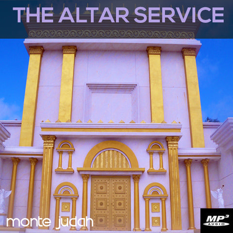 Altar Service  (Digital Download MP3)