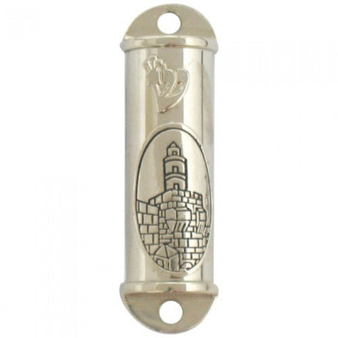 Tower of David Car Mezuzah Case with Shin