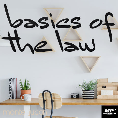 Basics of the Law (Digital Download)