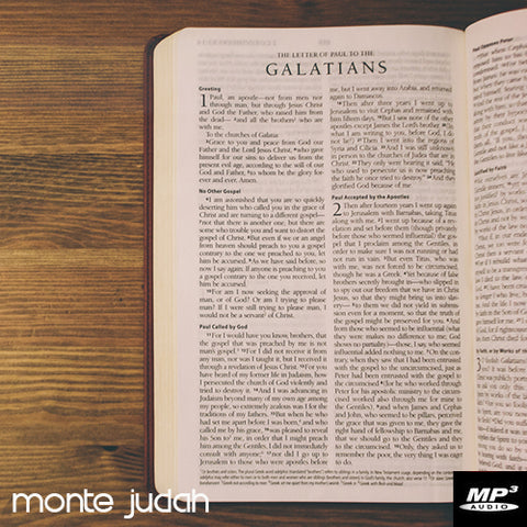 Galatians as Taught by a Pro-Torah Messianic Jew (Digital Download)