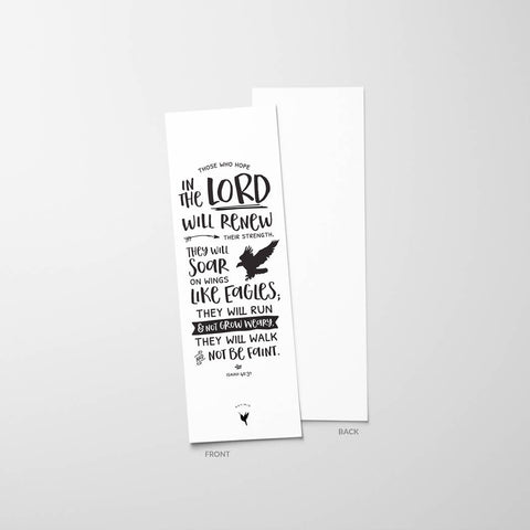 'Book of Isaiah' Bookmarks