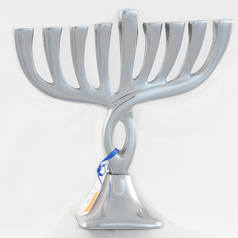 "SALE! - Chanukah Menorah ""Simple Twist"" *Limited Quantity*"