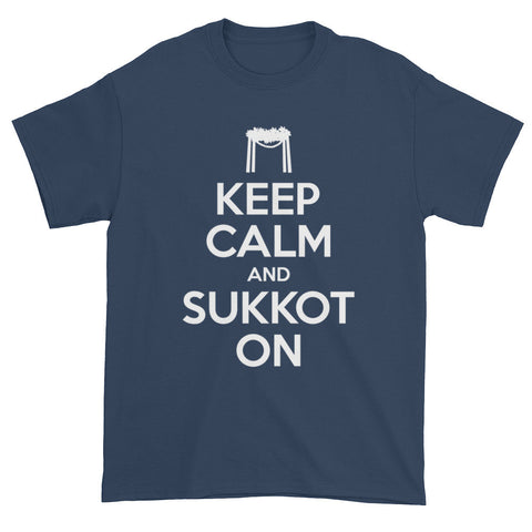 Keep Calm and Sukkot On T-Shirt