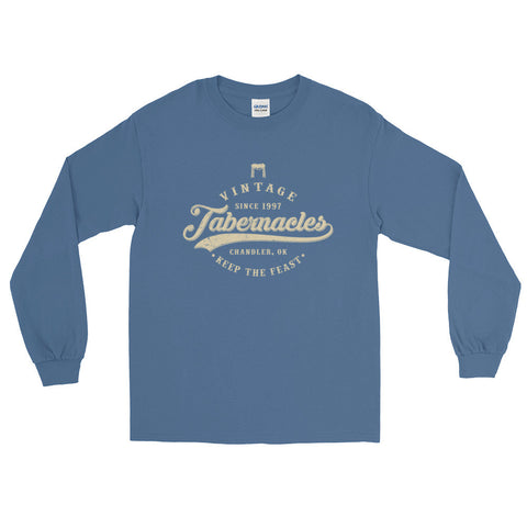 Vintage Feast of Tabernacles Long Sleeve T-Shirt
