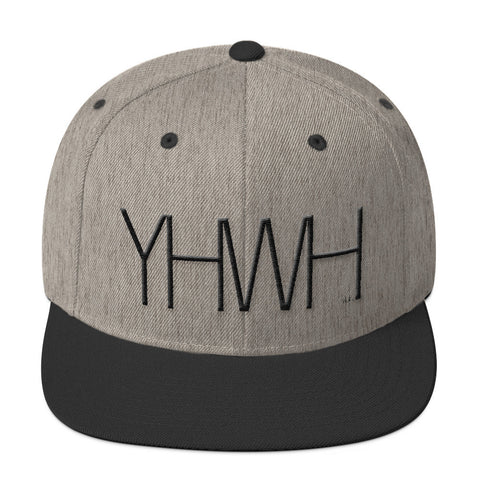 YHWH 4Life Snap-back Hat