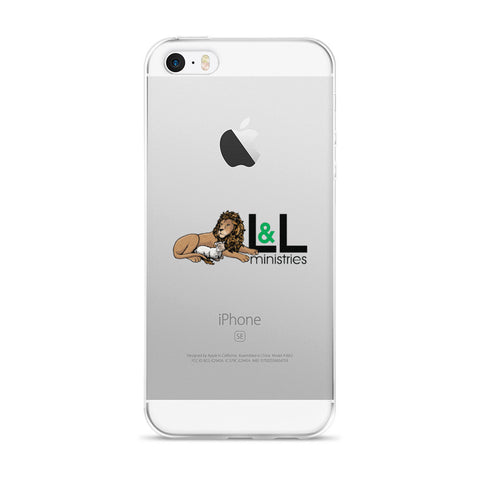 Lion & Lamb Ministries iPhone Case (5/6)
