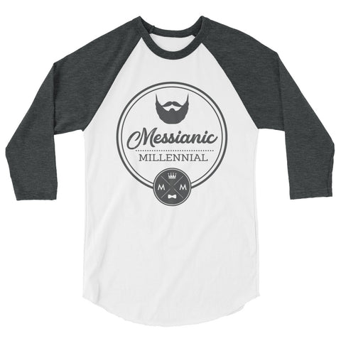 Messianic Millennial Baseball Shirt