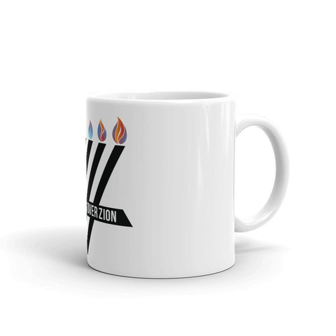 Zealous Over Zion Coffee Mug