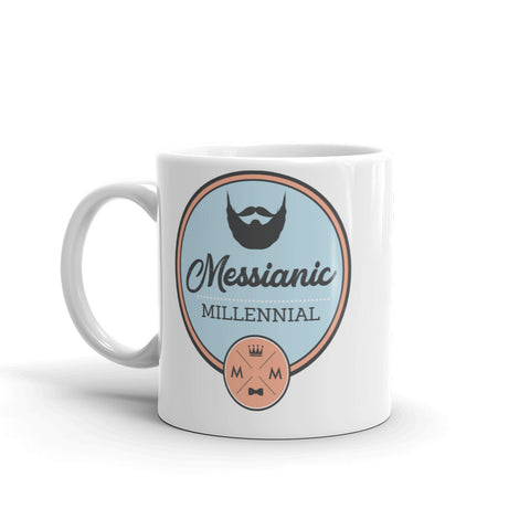 Messianic Millennial Coffee Mug Lifestyle
