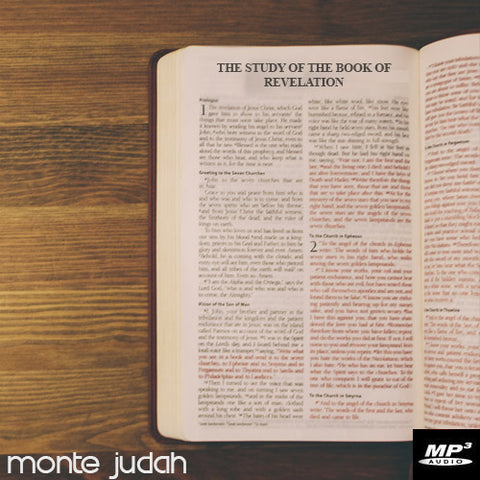 The Study of the Book of Revelation Part 2  (Digital Download MP3)