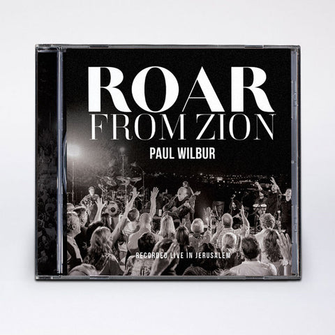 Roar From Zion (CD) by Paul Wilbur